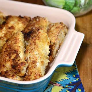 Lia Marie's Garlic Baked Chicken.
