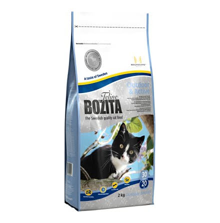 Bozita Feline Outdoor & Active 2kg 4-Pack