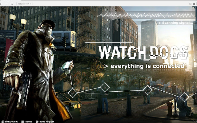 Watch Dogs Wallpapers And Tab