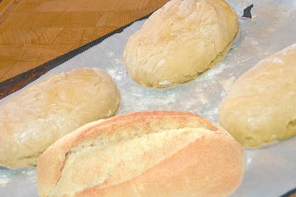Bread Essentials: French Petits Pains Recipe