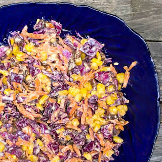 Healthy Red Cabbage Coleslaw Recipes.