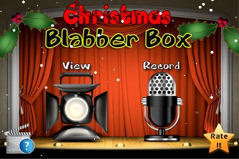 Blabber Box - Christmas 1.0 screenshots 1
