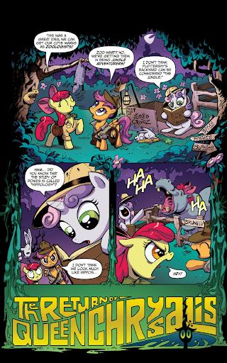 My Little Pony Comics 1.3.1 screenshots 12