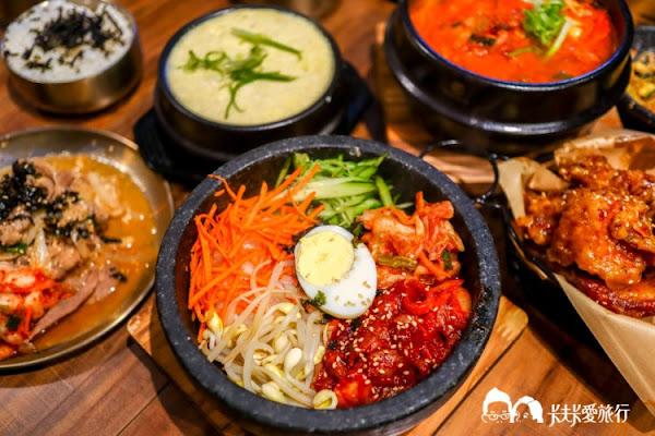 Ma C So Yo築夢韓食中山店|韓式炸雞韓式料理