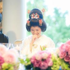 Wedding photographer Tsutomu Fujita (fujita). Photo of 21.10.2017
