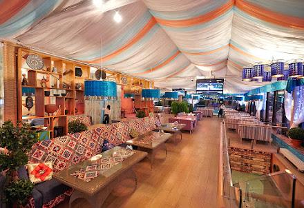 Банкетный зал Halva Lounge для корпоратива