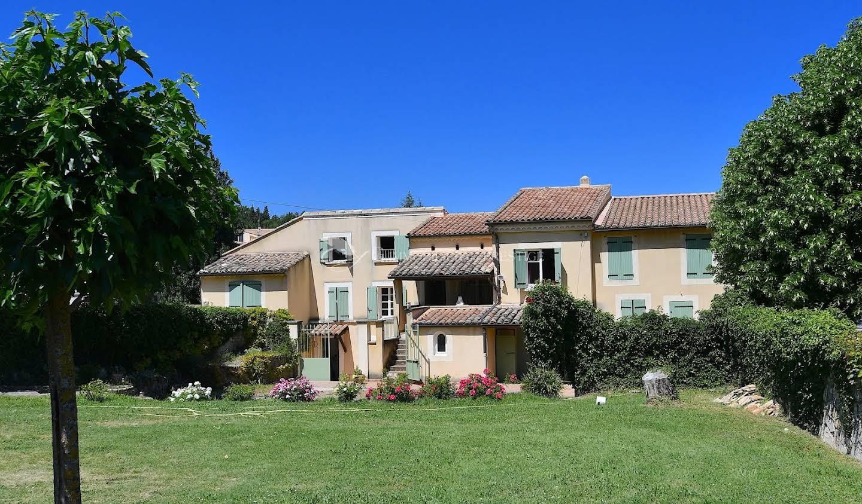 House with pool Malaucène