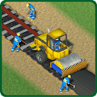 Construct Bahn: Zug Spiele icon