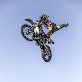 Hey, where do you go? by Sabin Malisevschi - Sports & Fitness Motorsports ( rider, bike, motocross, pilot, mx, stunt, freestyle )
