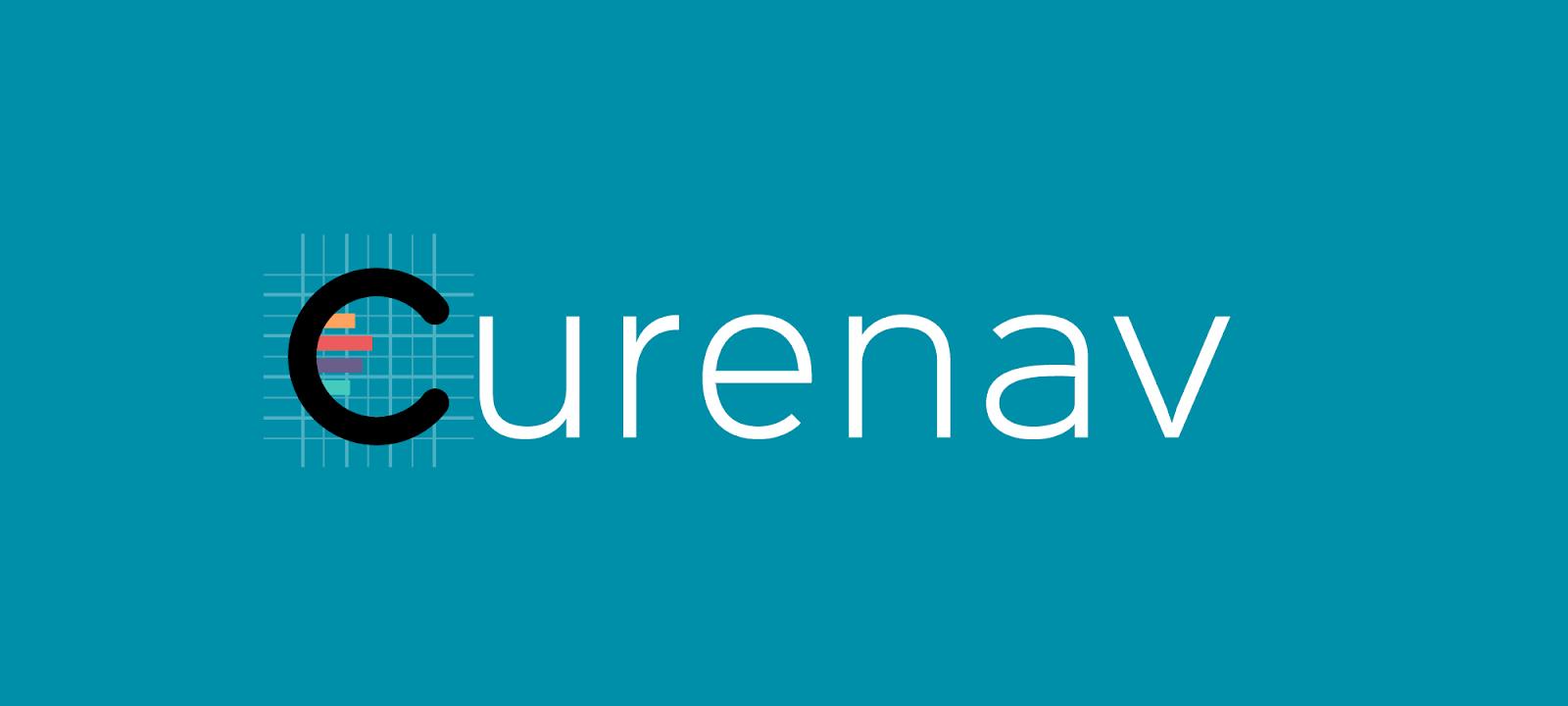 Curenav's logo