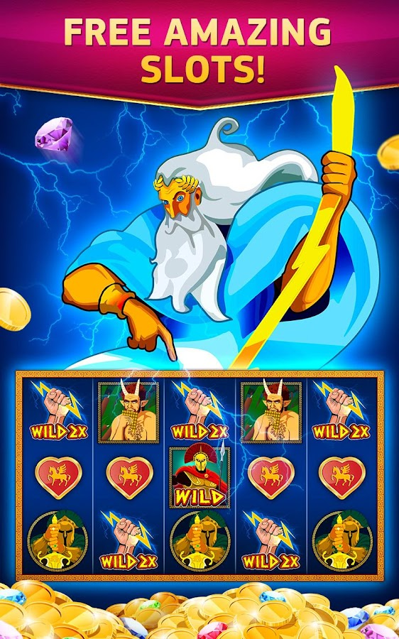 Zeus slot machine online free