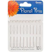 Darice Corsage Pins 2inch 10/Pkg