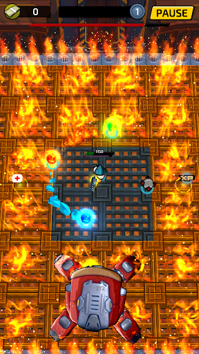 Code Triche Impossible Space - Offline Adventure apk mod screenshots 5