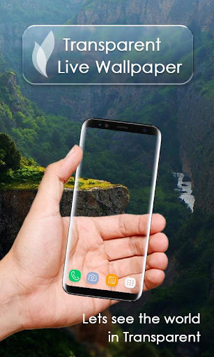 Screenshot for Transparent Live Wallpaper in Hong Kong Play Store