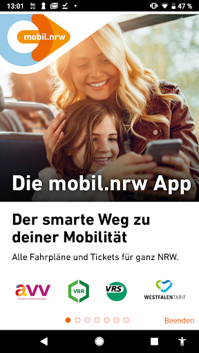 mobil.nrw  screenshots 1