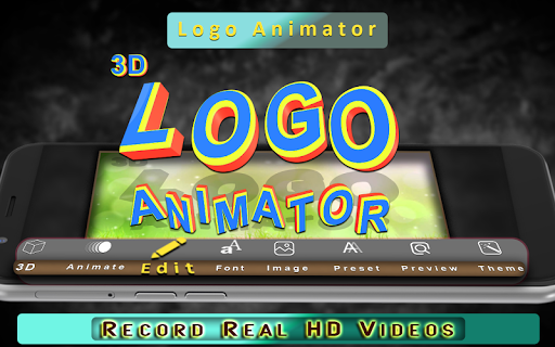 Download 3D Text Animated-3D Logo Animations