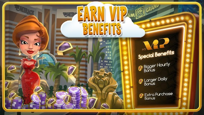 myVEGAS Slots - Vegas Casino Slot Machine Games Android 10