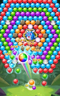 Bubble Shooter Wizard