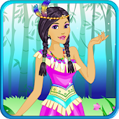 Native Princess Makeover