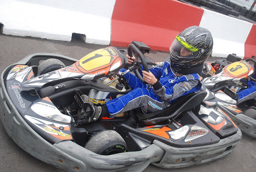 Kids karting Speedwear Circuit Zolder 19-09-2015