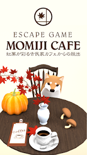 Escape game Momiji Cafe - náhled