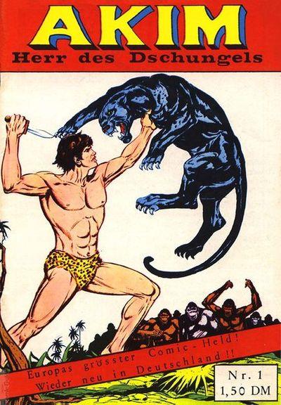 Akim - Herr des Dschungels