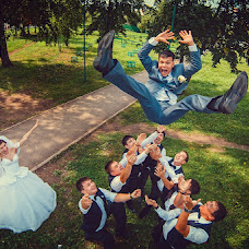 Wedding photographer Ilnur Khisamutdinov (W1zARD). Photo of 18.08.2013