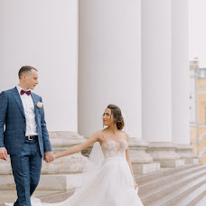 Wedding photographer Alina Klinovaya (Klinovaya). Photo of 23.10.2017