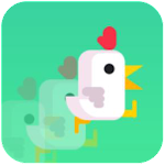 Super loud chicken Icon