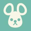 ネズミのアイコン画像