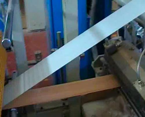 Fleece Veneer Backing for Veneer Roll Manufacturing