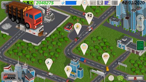 Télécharger Transport Luck tycoon APK MOD (Astuce) screenshots 1