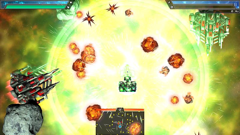 Starlost - Space Shooter Screenshot 14