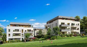 Appartement 2 pièces 44,63 m2