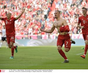 🎥 Le Bayern champion d'Allemagne, Ribéry et Robben buteurs pour leurs adieux !