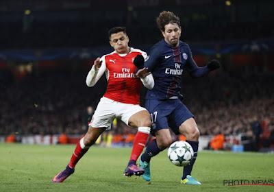 Arsenal et Paris se quittés sur un nul pétillant