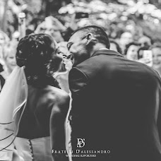 Wedding photographer Fratelli D Alessandro (336ce029b70539e). Photo of 12.11.2015