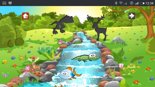 Animal Zoo Puzzle Easy Games
