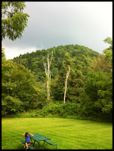 Photo: then came the rain clouds...