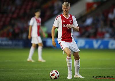 Perr Schuurs maakt grote indruk bij Ajax