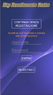 BTP Rendimento Netto- screenshot thumbnail