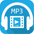 MP3 Video Converter : Extract AUDIO From Video icon