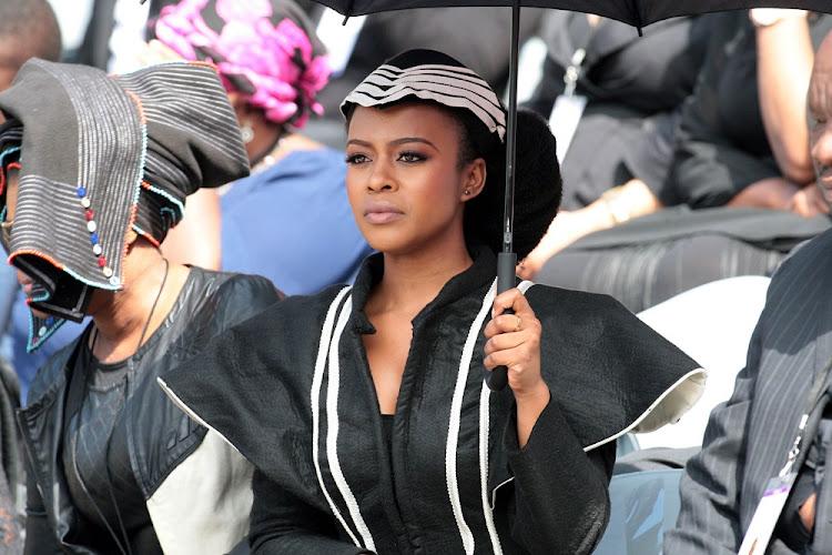 Nomzamo Mbatha's 'Isibaya' future shaky after landing US gig