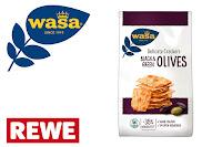 Angebot für Wasa Delicate Crackers Olive im Supermarkt - Wasa