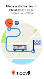 Moovit: Next Bus & Train Info- screenshot thumbnail