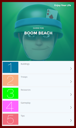 Best Guide for Boom Beach
