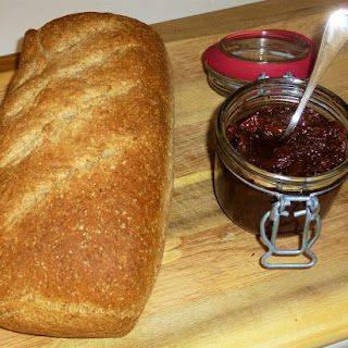 Cumin, Fennel and Chilli Sundried Tomato Jam.
