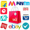 All in One Shopping and Price Comparison India icon