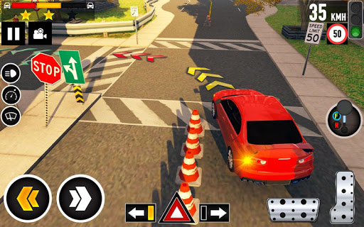 Car Driving School 2020: Real Driving Academy Test modavailable screenshots 5