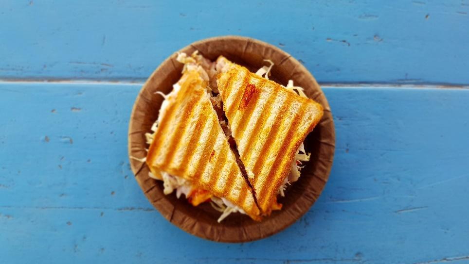 roti bakar street food jakarta